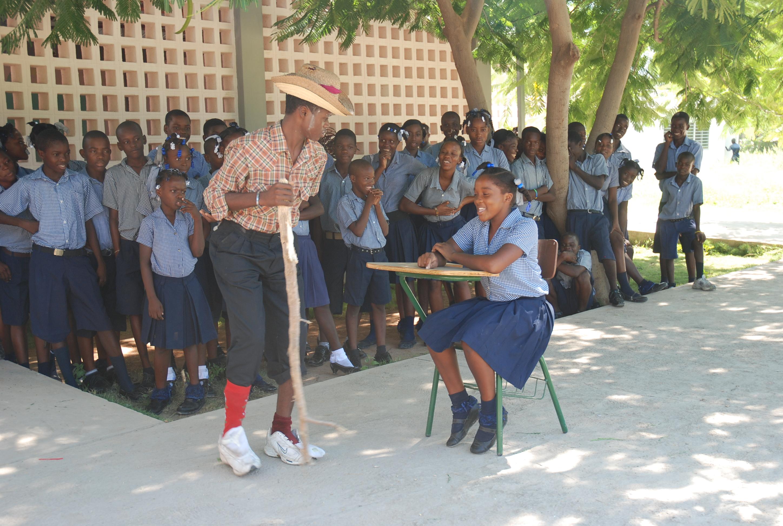 Haitier kan erbjudas ett nytt land