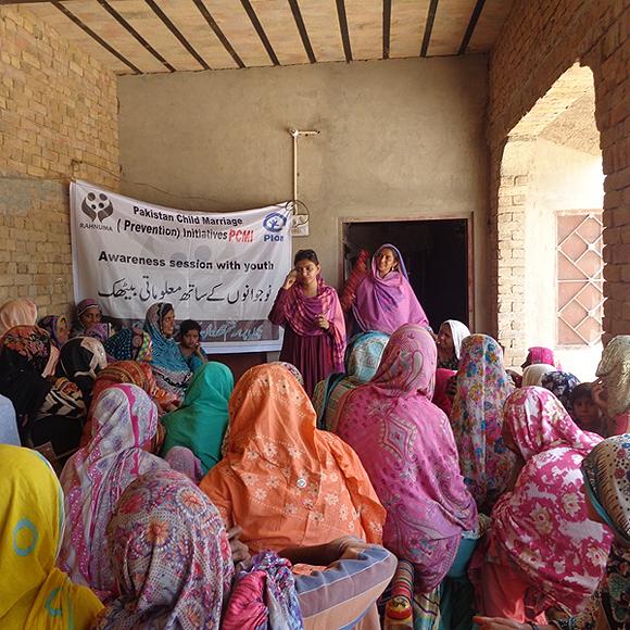 ungdomsgrupper pakistan