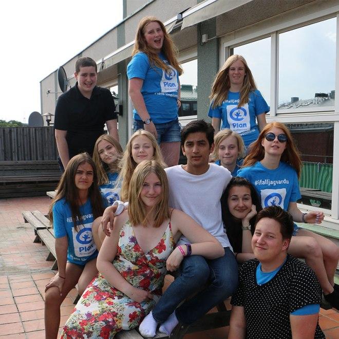 Plan International Sveriges Ungdomsråd - PUR